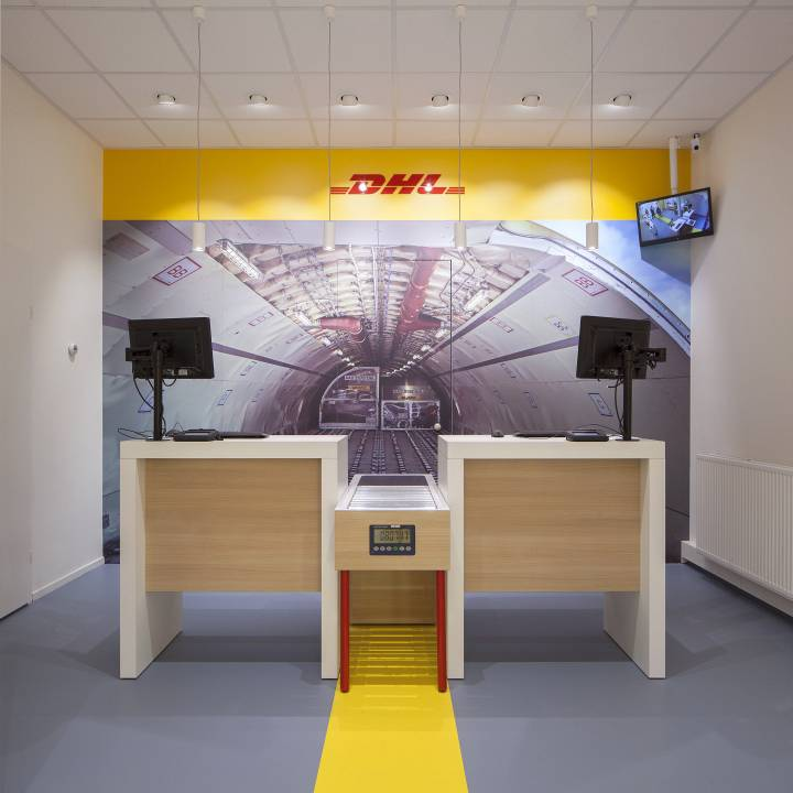 DHL Store